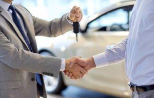 Заключение сделки покупки авто