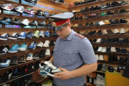 Проверка подлинности обуви