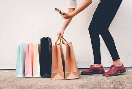 Особенности продажи товаров