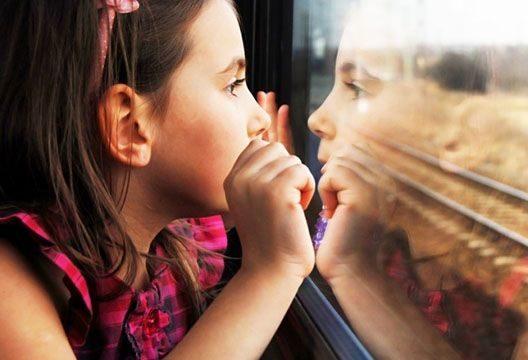 Перевозка детей в поезде