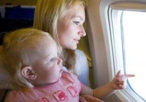 Сопровождение ребенка в поездке одним родителем