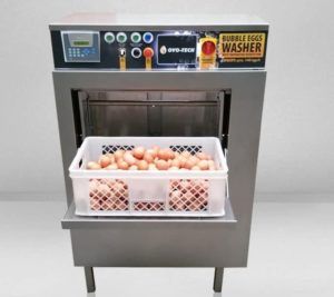 Оборудование для мойки яиц