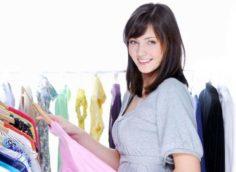 Менеджер по продаже одежды