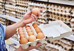 Проверка яиц перед покупкой