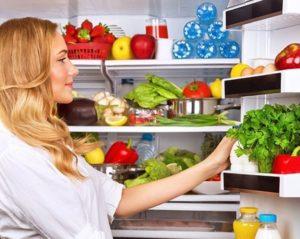 Соседство продуктов в холодильнике