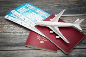 Документы и авиабилеты