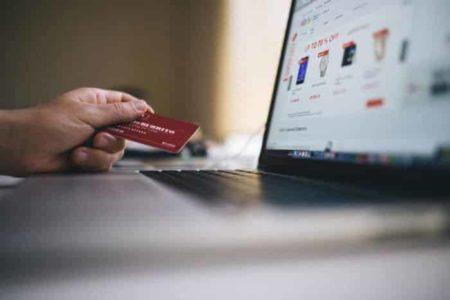Оплата покупок в онлайне
