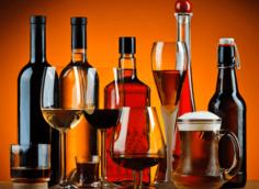 Наименее вредное спиртное