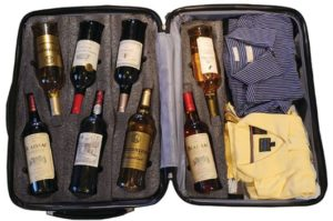 Провоз алкоголя в самолета