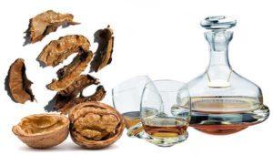 Вред от передозировки употребления настойки ореха