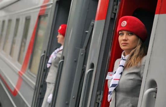 Перевозка пассажиров в ЖД транспорте