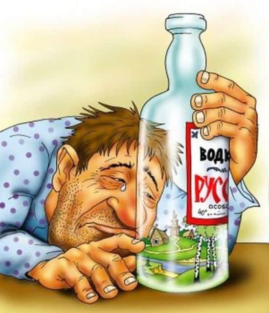 Чем вреден алкоголь для мужчин
