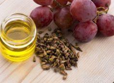 Виноград, его косточки и масло из косточек