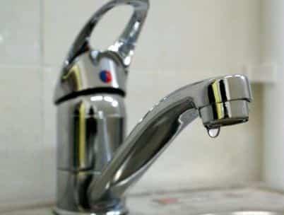Слабый напор горячей воды в квартире