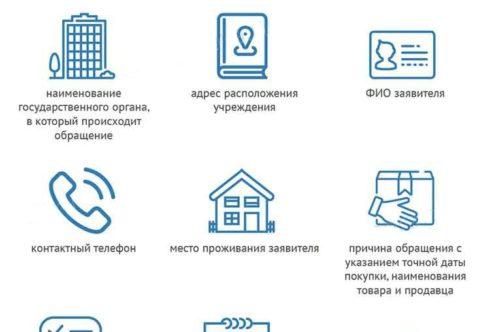 Общие правила составления жалобы на УК в РПН