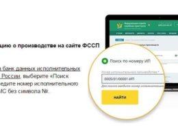 Пошаговая инструкция - как узнать наложен ли арест ФССП 2